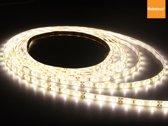 Quintezz 3 meter dimbare LED-strip warm wit met afstandsbediening