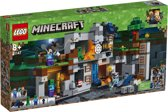 LEGO Minecraft De Bedrock Avonturen - 21147