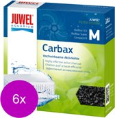 Juwel Carbax M Compact - Filtermateriaal - 6 x 10x10x5 cm Wit Compact