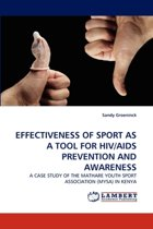 Effectiveness of Sport as a Tool for HIV/AIDS Prevention and Awareness