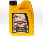 Kroon Oil Motorolie Synthetisch Hdx Multigrade 20w-50 1 Liter