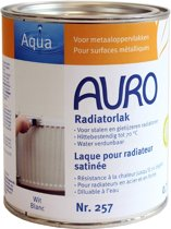 Auro 257 Radiatorlak (klik hier voor de inhoud)
