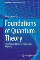 Foundations of Quantum Theory