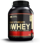 Optimum Nutrition Gold Standard 100% Whey - French Vanilla - 2270 gram