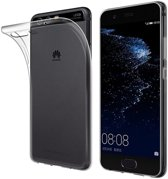 Huawei P10 Lite TPU Hoesje Transparant