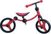 Smart Trike czerwony/czarny