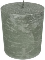 Metallic Groene Stompkaars (10 x 7 cm)
