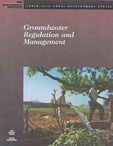 Groundwater Regulation and Management