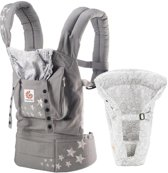 Ergobaby Bundle of Joy (Original Collection) - Geboortepakket, Draagzak - Galaxy Grey