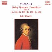 Mozart: String Quartets Vol.3