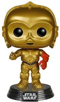 Funko: Pop Star Wars: The Force Awakens - C-3PO