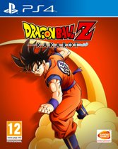 Cover van de game Dragon Ball Z: Kakarot (PS4)