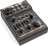 Power Dynamics PDM-D301BT 3-Kanaals USB Mixer met Bluetooth