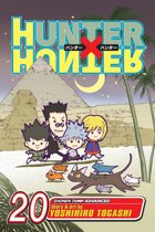 Hunter x Hunter, Vol. 20