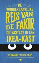 De wonderbaarlijke reis van de fakir die vastzat in een Ikea-kast