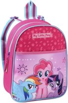 Hasbro My Little Pony - Rugzak - Roze - Met Rainbow Dash, Pinkie Pie en Twilight Sparkle