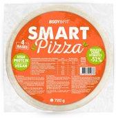 Body & Fit Food Smart Pizzabodem - Minder koolhydraten & eiwitrijk - 1 pak (4 bodems)