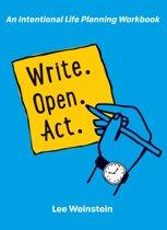 Write, Open, Act