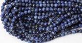 howliet kralen blauw 10 mm
