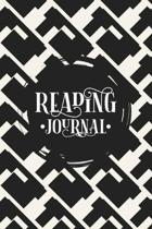 Reading Journal Log for Book Lovers: an Amazing Book Reading and Review Organizer Notebook for Someone to Read More