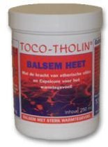 Toco-Tholine Heet - 250 ml - Balsem