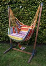 Hangstoel set Costa Rica XL incl. 2 kussens