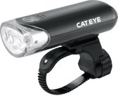 Cateye EL135N - Koplamp Fiets - LED - Batterijen - Zwart