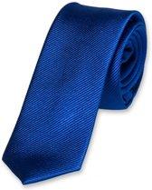 E.L. Cravatte Kinderstropdas - Koningsblauw - 100% Zijde