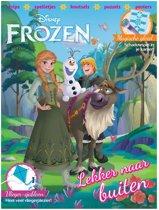 Frozen Doeboek Met Premium