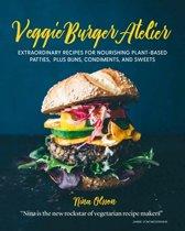 Boek cover Veggie Burger Atelier van Nina Olsson (Hardcover)