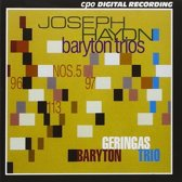 Haydn: Baryton Trios / Geringas Baryton Trio
