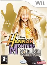 Hannah Montana - Op Wereldtournee