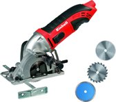 Einhell TC-CS 860 Kit Mini Handcirkelzaag