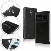 Flipcover met kijkvenster voor de Samsung Galaxy S7