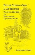 Butler County, Ohio, Land Records, Volume 2