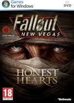 Fallout New Vegas DLC - Honest Hearts - PC