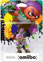 Nintendo Amiibo Splatoon Purple Boy