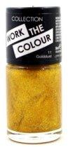 Collection Work the colour nagellak - 11 Golddust