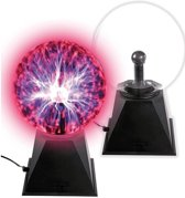 Out of the Blue plasmalamp met adapter diameter 20 cm