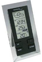 Technoline WS 9215 - Weather Station Zwart, Zilver Batterij/Accu
