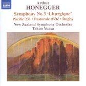 Honegger: Sym.No.3 Liturgique
