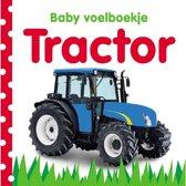 Baby voelboekje - Tractor