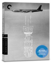 Dr. Strangelove or: How I Learned To Stop Worrying and Love The Bomb [Criterion Collection] [Blu-ray] [1984] (import)