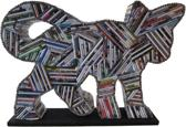 Poes Kitty Paper Art 40cm