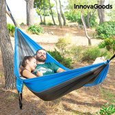 InnovaGoods Swing & Rest Dubbele Kampeerhangmat