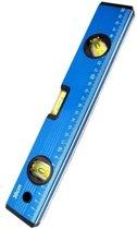 Voordelige waterpas blauw - 30 cm - timmermanswaterpas