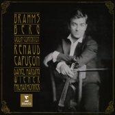 Renaud/Wiener Philhar Capucon - Brahms Berg Violin Concertos