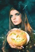 Gothic Halloween 3 Grid Notebook