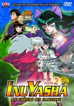 InuYasha The Movie - The Castle Beyond the Looking Glass (dvd)