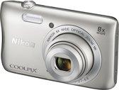Nikon COOLPIX S3700 - Zilver